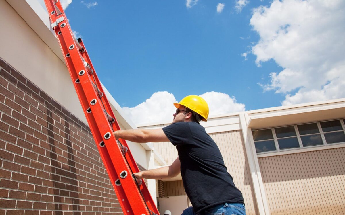 Ladder Safety Training