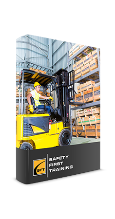 Forklift Training, Forklift training online, online forklift training course