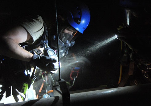 Confined Space Training