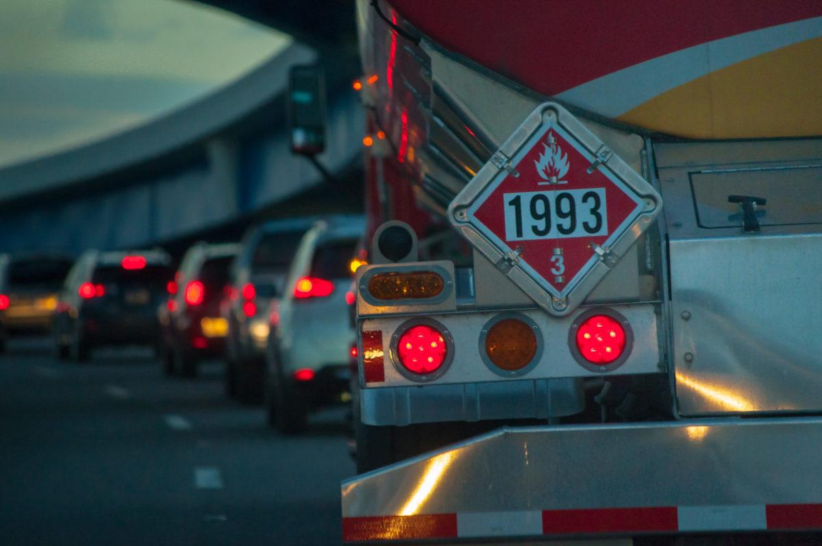 TDG - Transportation of Dangerous Goods