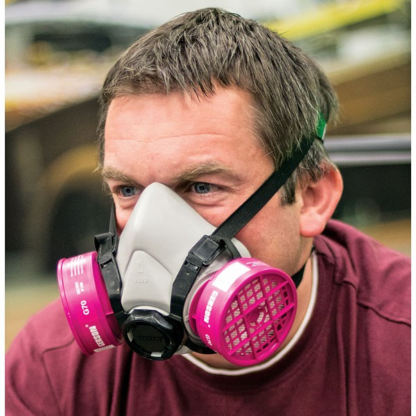 respirator mask fit testing
