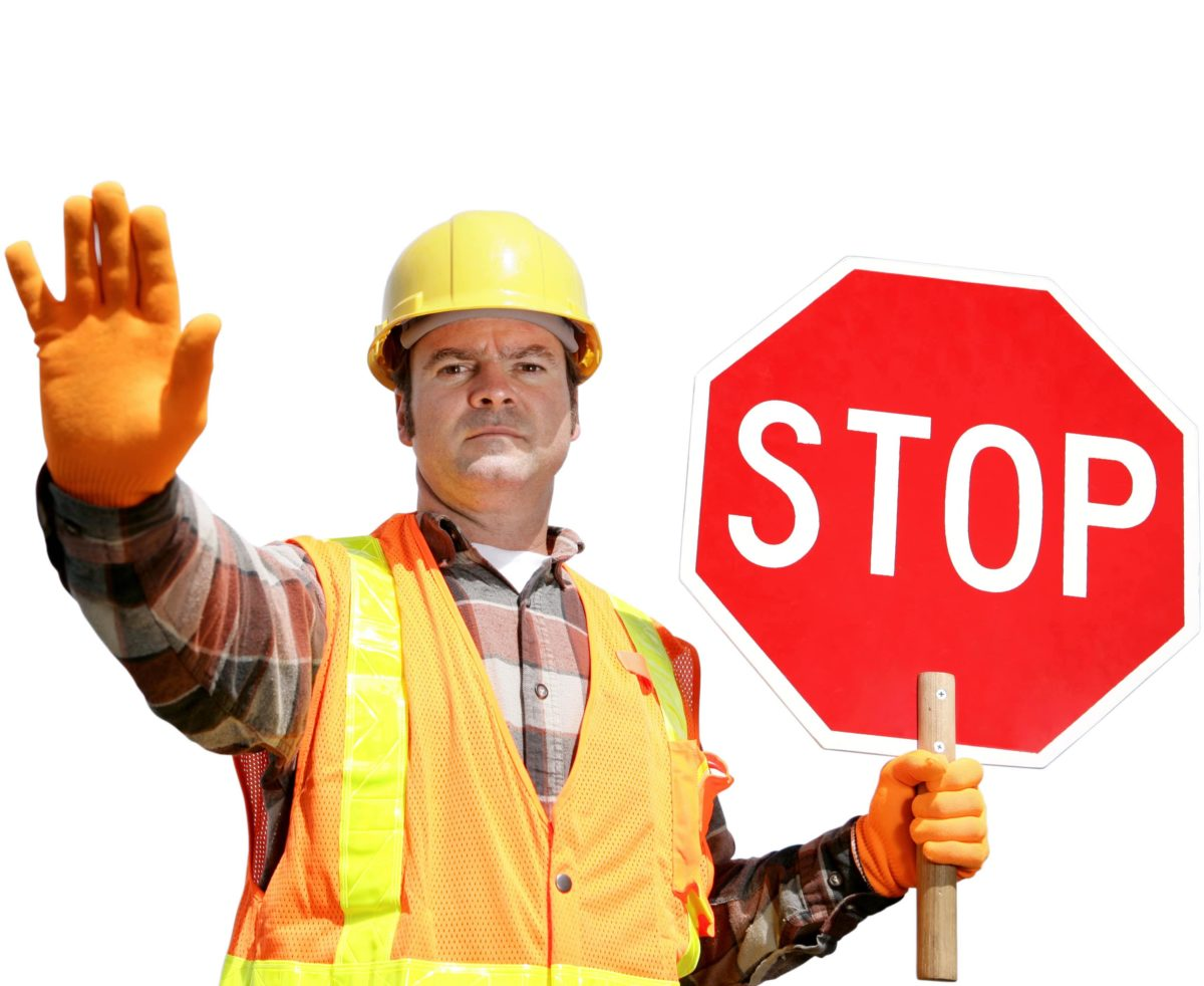 Traffic Control Person Training, online traffic control training, online flagger training