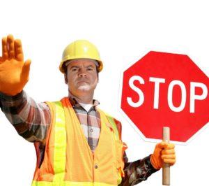 Traffic Control Person Training, online traffic control training, online flagger training