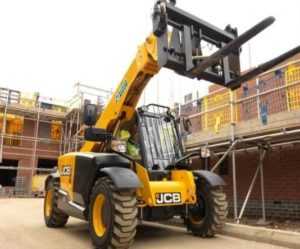 Telehandler Training and Certification