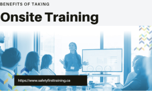 Benefits of Onsite Training