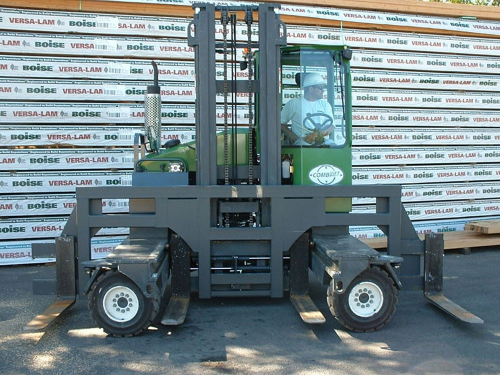 4 Directional Reach Forklift Training